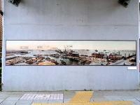 山下臨港プロムナード下の写真
