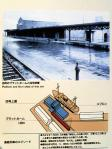 旧横浜港駅プラットホーム(旅客昇降場)