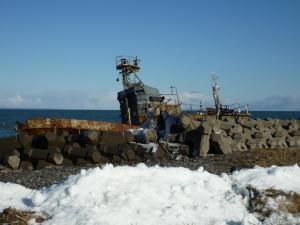 ロシア船 1