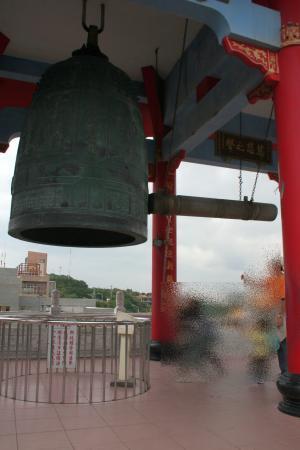 鐘をつくのは何年ぶりだ?