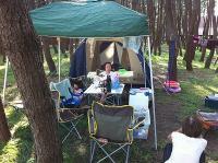 十三湖キャンプ2