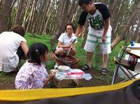 十三湖キャンプ3
