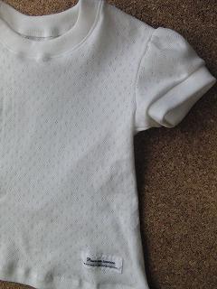 パフTシャツ90