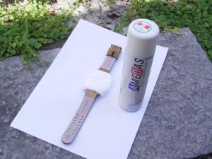 ハミルトン・ヌバックベルトの耐久性テスト・その2