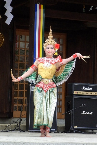 タイ舞踏のルジラー