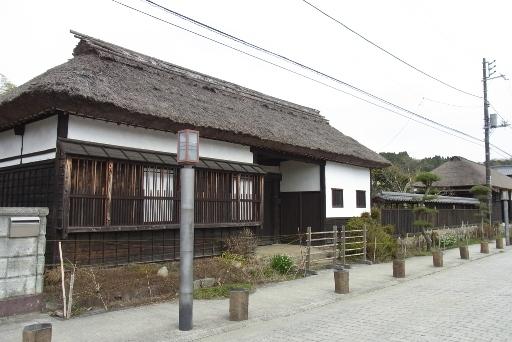 200年前の松村任三の生家