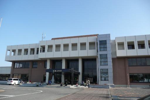 笠間市役所