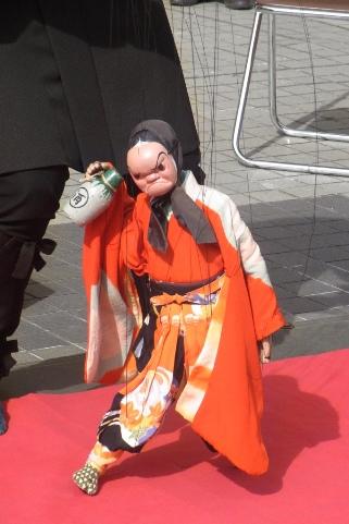江戸系あやつり人形