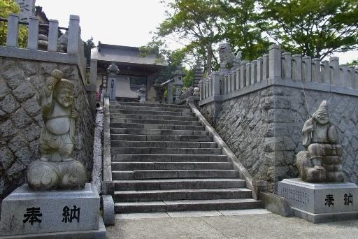 永源寺の山門