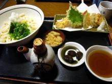 天ぷら生醤油