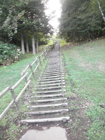 京極の階段