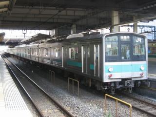 常磐線に投入された207系900番台