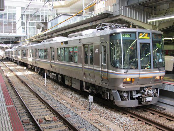 JR宝塚線223系6000番台
