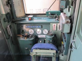 キハ30系の運転台