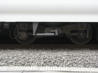 E259系先頭車のTR262形台車