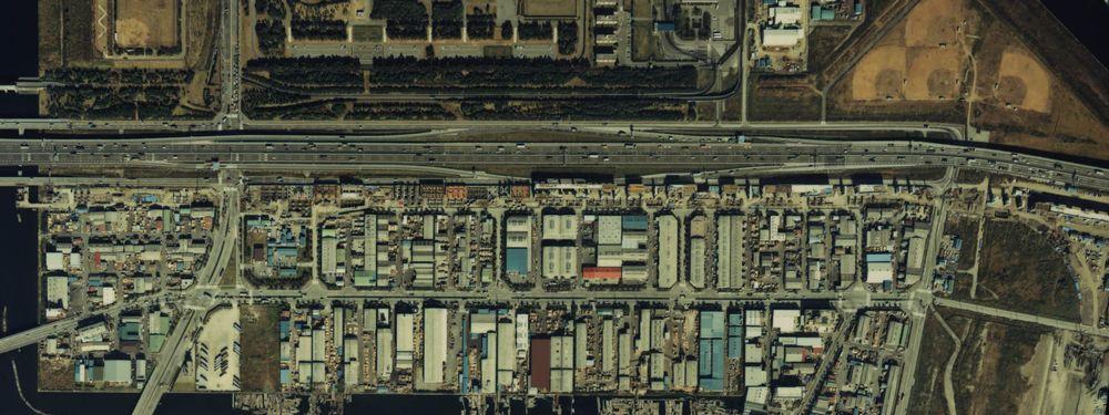 新木場駅、1984(昭和59)年
