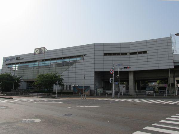 東雲駅駅舎