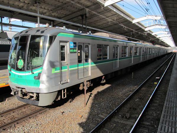 PMSMを採用している東京メトロ16000系