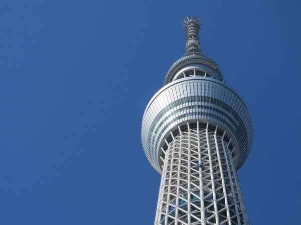 """TOKYO-SKYTREE's """"MUSASHI"""""""