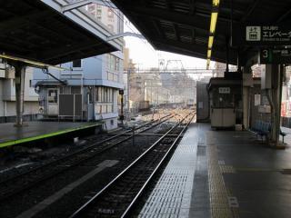 ホーム横浜方