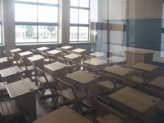2階の教室は特に利用されていない
