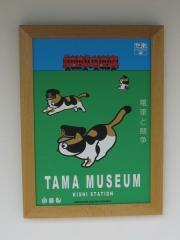 壁面にあるポスター