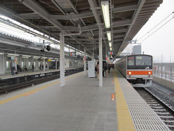 武蔵野線吉川美南駅、開業!