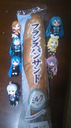 まごうことなきフランスパン