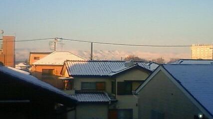 [雪景色]