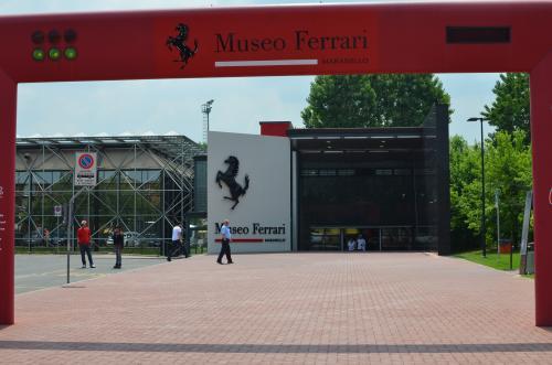 DSC 5966 convert 20110520203242 - モデナのフェラーリ博物館