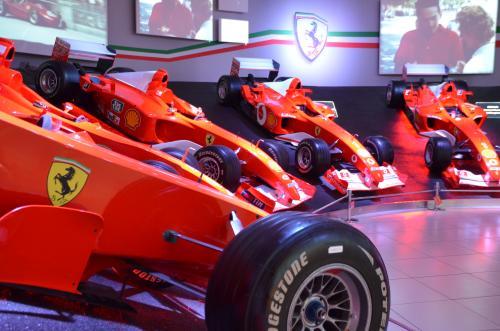 DSC 5997 convert 20110520203757 - モデナのフェラーリ博物館