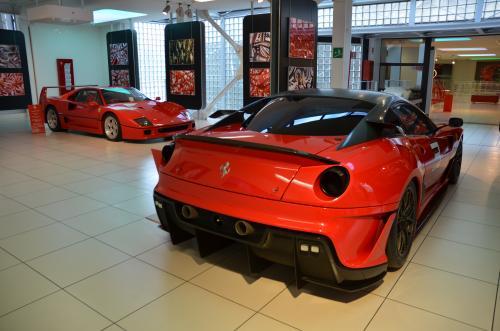 DSC 6021 convert 20110520203928 - モデナのフェラーリ博物館