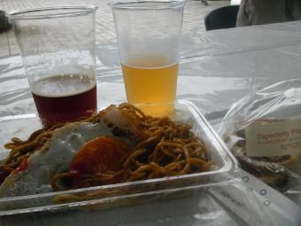 ビール&つまみ