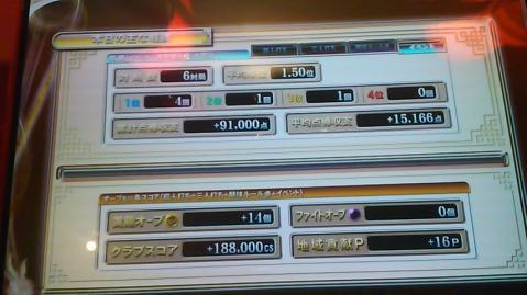 110520半荘黄龍闘技場結果