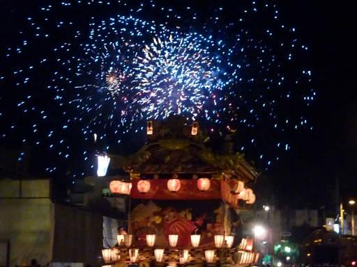 20101203・秩父夜祭ラスト11