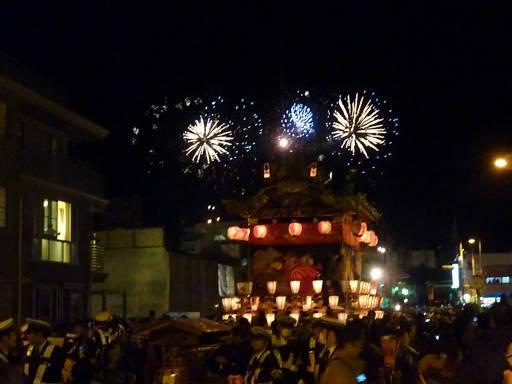 20101203・秩父夜祭ラスト14