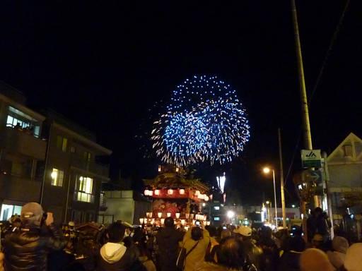 20101203・秩父夜祭ラスト15