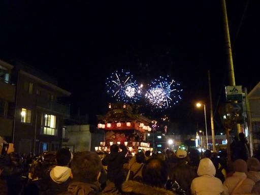 20101203・秩父夜祭ラスト17