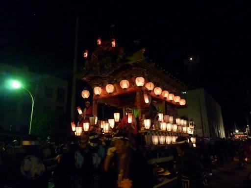 20101203・秩父夜祭空倶楽部10・中町