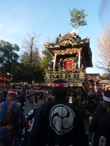 20101203・秩父夜祭その1 041・中近(昼)1