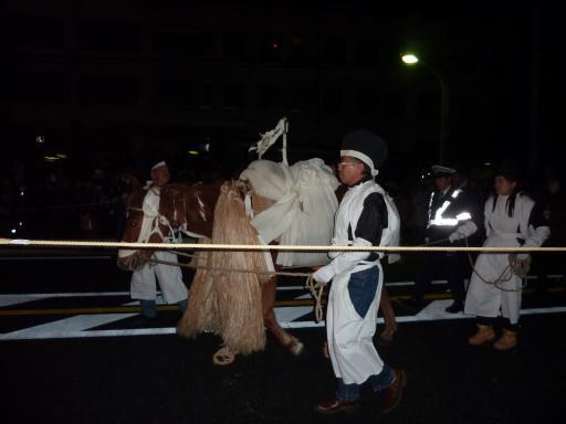 20101203・秩父夜祭その1 322・御神馬