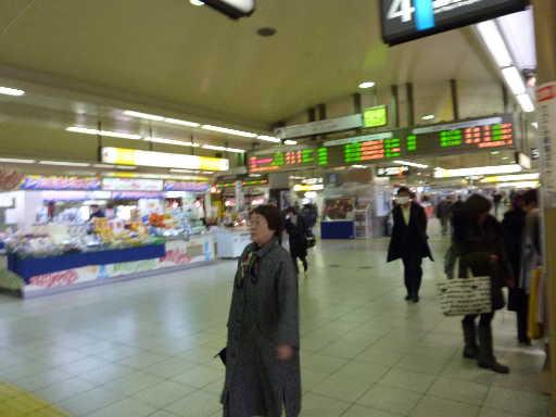 上野駅1-4