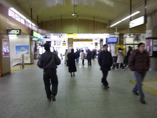 上野駅1-5