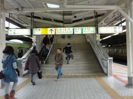 上野駅1-2