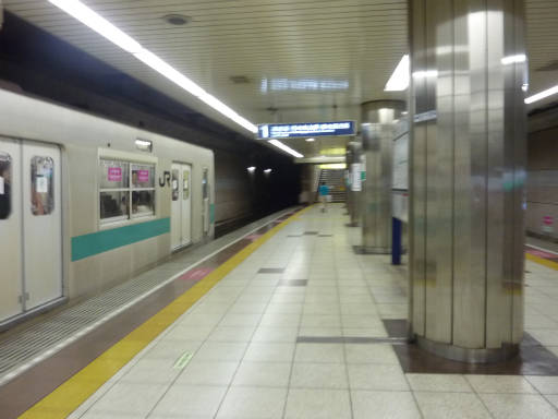 明治神宮前駅~乃木坂駅18