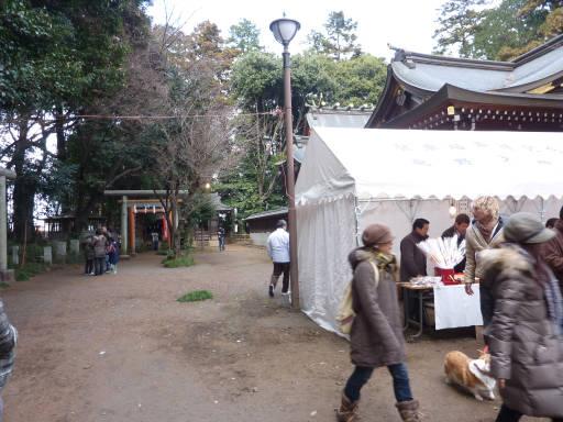20100101・初詣 北野18