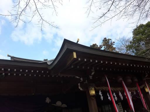 20100101・初詣 空倶楽部3