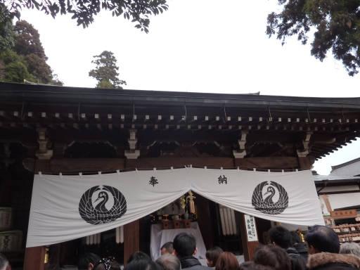 20100101・初詣 高麗23