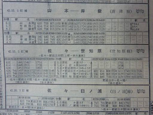 20110106・05唐津線
