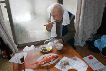 伝三爺さん100歳
